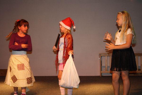 Zajęcia teatralne dla młodszej grupy teatralnej